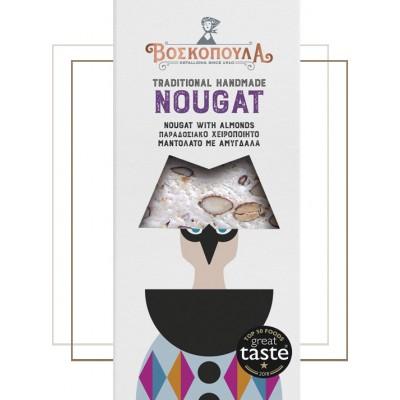 Handmade Nougat - almonds 120g