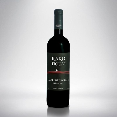 Bad Bird Merlot/ Syrah 750ml