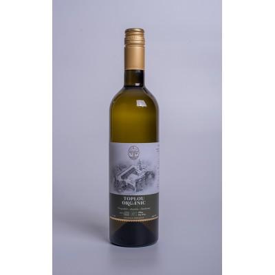 Toplou Organic Dry Wine 750ml