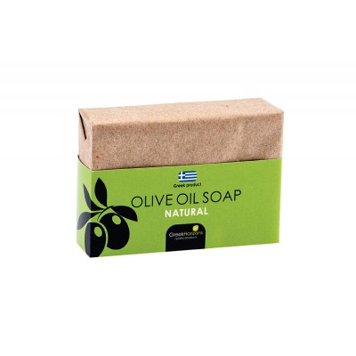 Eco Paper- Natural Olive Oil Soap 100g