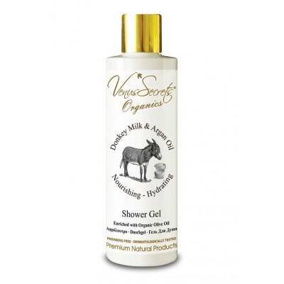 Shower Gel Donkey Milk & Argan 250ml