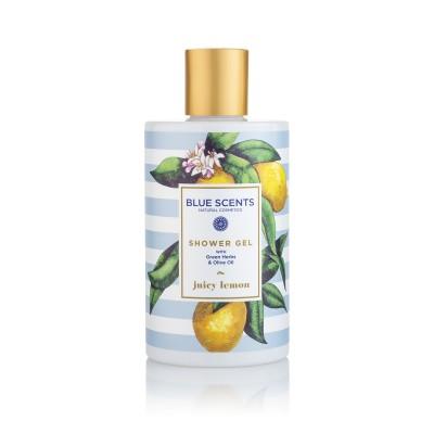 Blue Scents Shower Gel Juicy Lemon 300ml
