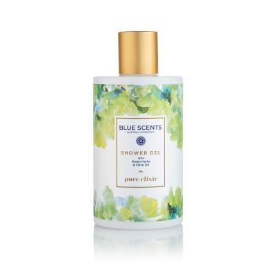 Blue Scents Shower Gel Pure Elixir 300ml