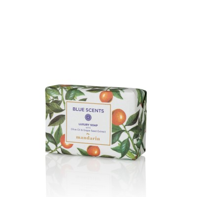 Blue Scents Mandarin Soap 150g