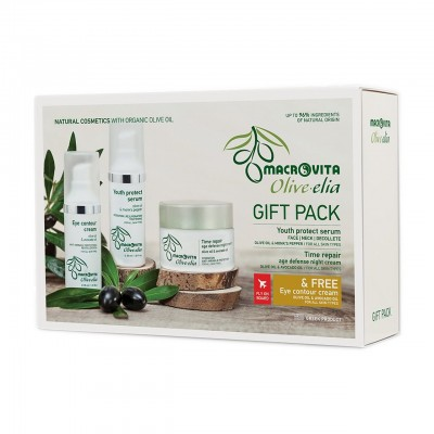 Olivelia Gift Pack 3 500g
