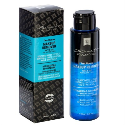 Santo Makeup Remover Two phases 100ml