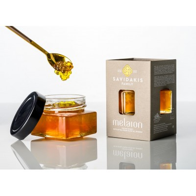 Melaion- Honey with olive oil spheres Pdo Sitia 150g