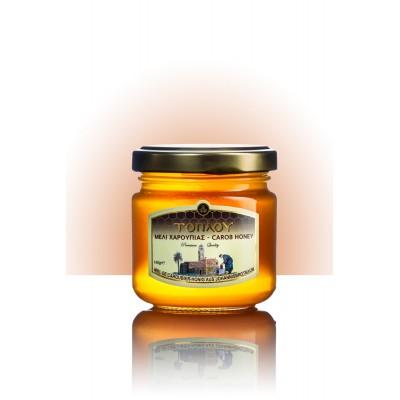 Carob Honey 140g- Toplou