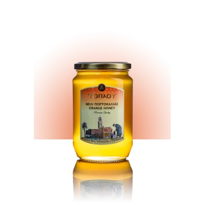 Orange Honey 950g- Toplou