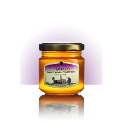 Thyme Honey 140g- Toplou