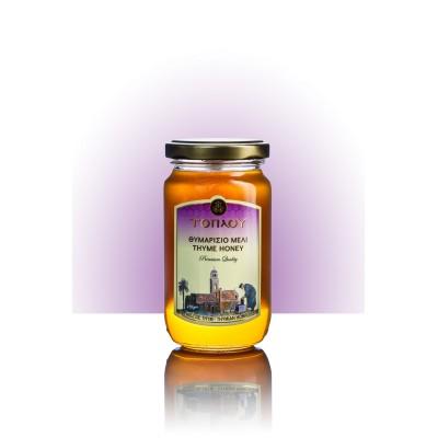 Thyme Honey 270g- Toplou