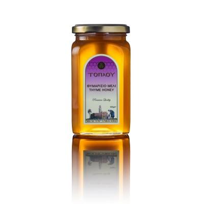 Thyme Honey 500g- Toplou
