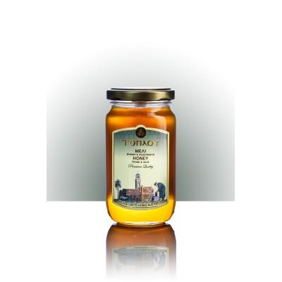 Sage Honey 270g- Toplou