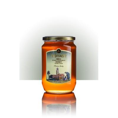 Sage Honey 950g- Toplou