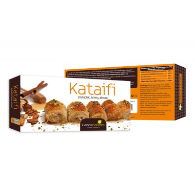 Kataifi Mix Nuts 110g