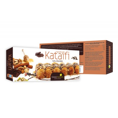 Kataifi Nuts- Chocolate 110g