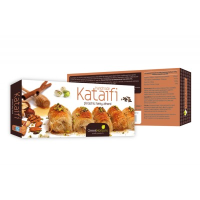 Kataifi Pistachio- Honey 110g