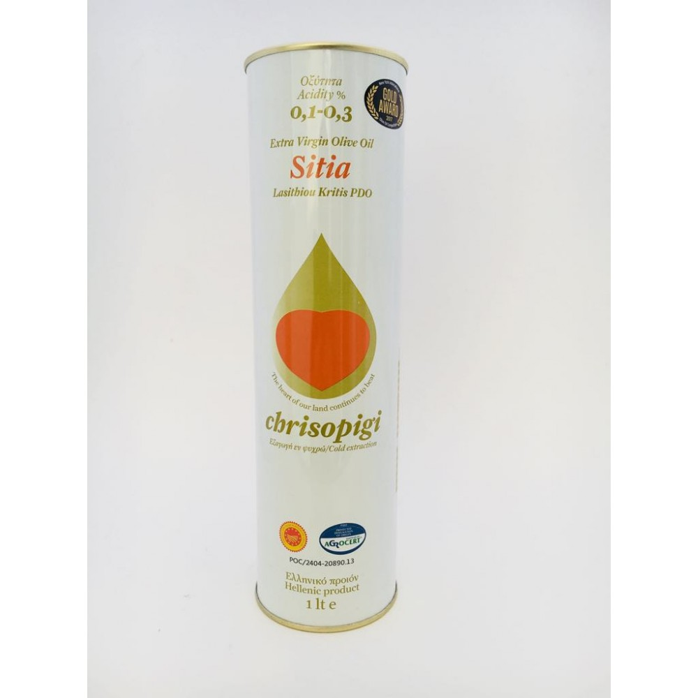 Chrisopigi Olive Oil 1lt