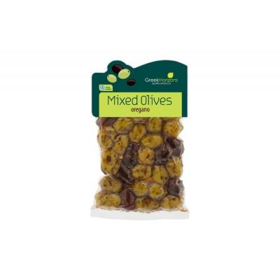 Mixed Olives with Oregano 200g
