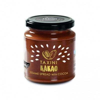 Sesame Spread with Cocoa 300g