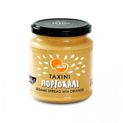 Sesame Spread with Orange 300g